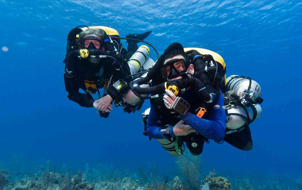 Recreational Diving And Rebreathers, Hopefully All You've Ever Wanted To Know
